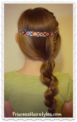 How To Train Your Dragon 2 Hairstyle, Astrid's Braid ...