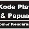 Kode Plat Kendaraan Papua Dan Papua Barat