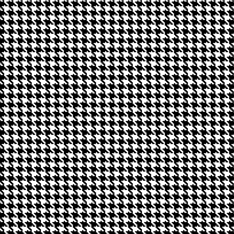 Freebie Week Free Digital Houndstooth Background Printables