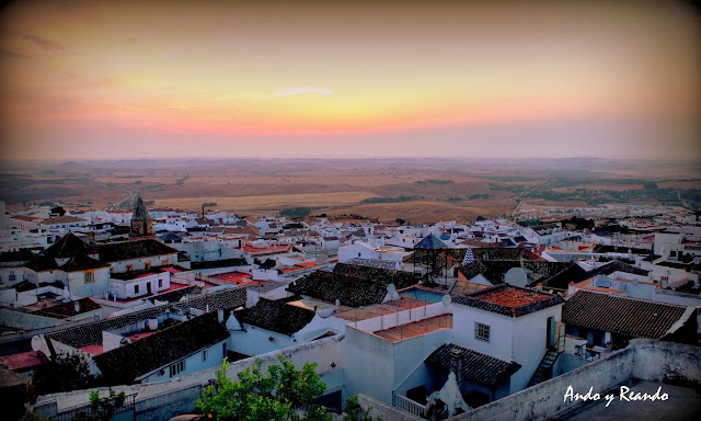 Vistas de Medina Sidonia