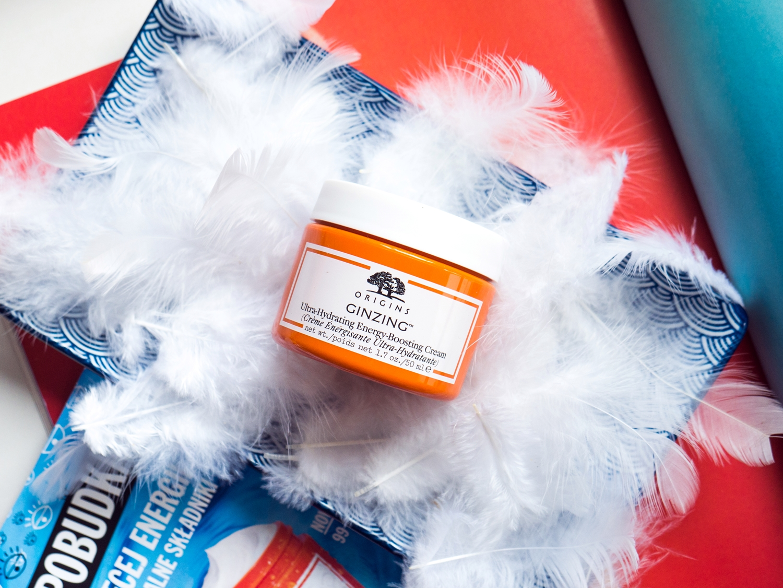 Ideał na jesień   ORIGINS GinZing Ultra-Hydrating Energy-Boosting Cream