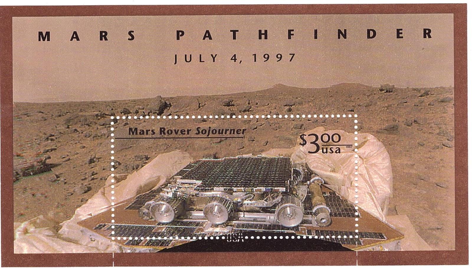 mars rover july 4 1997 - photo #5