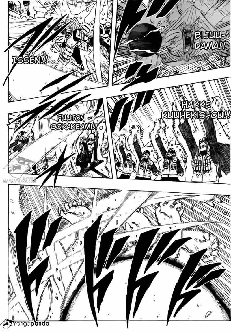 Baca Manga naruto page 08