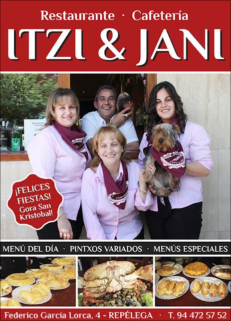Restaurante Cafetería Itzi & Jani