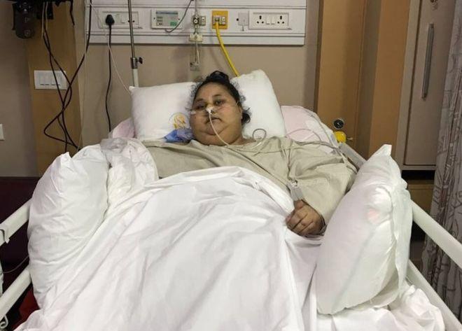 Former 'heaviest woman' Eman Ahmed Abd El Aty dies