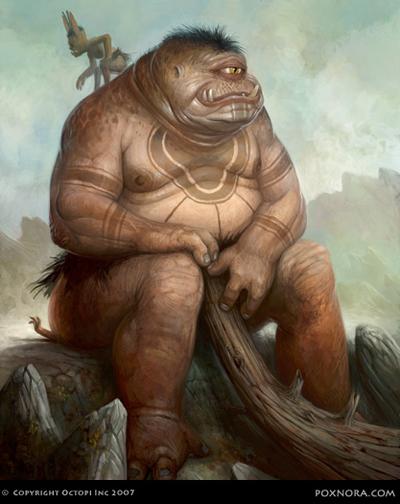 21 Legenda Makhluk Humanoid