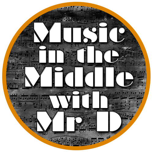 Music in the Middle with Mr D