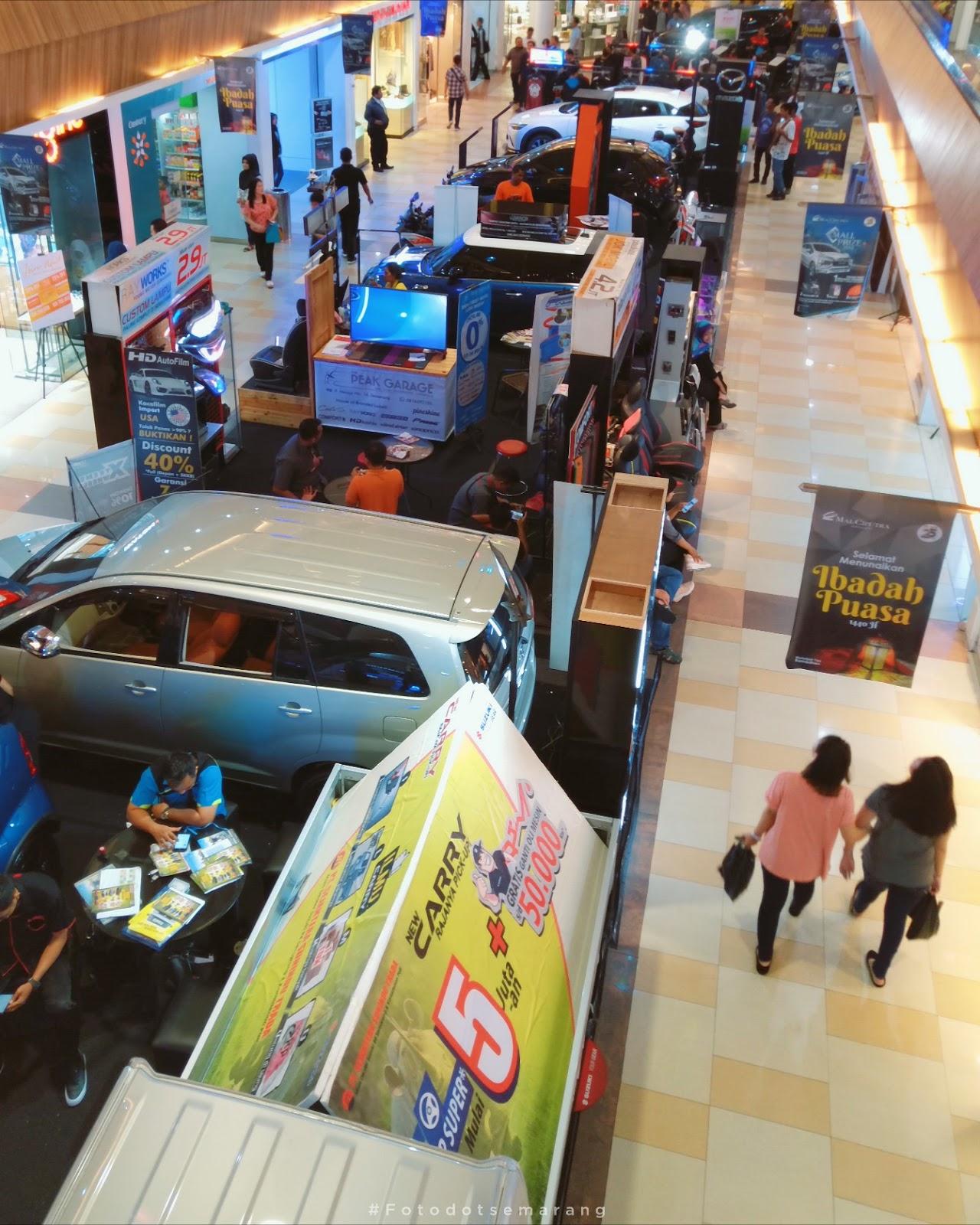 Sauto Expo 2019, Pameran Mobil Semarang Bulan Mei