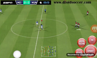Download FIFA 14 Mod 18 Offline Graphic HD Apk + Data Obb