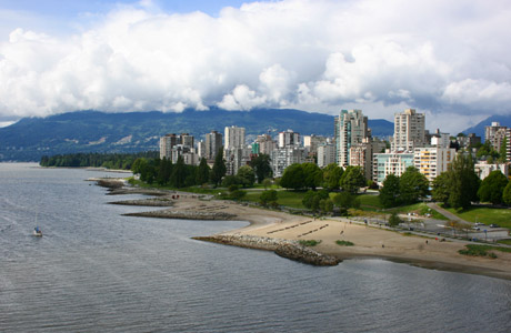 Vancouver, Canadá, Columbia Británica