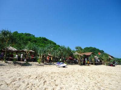 4 Pantai Jogja Keren Paling Bagus Yang Bisa Buat Snorkling Dan Cocok Untuk Camping