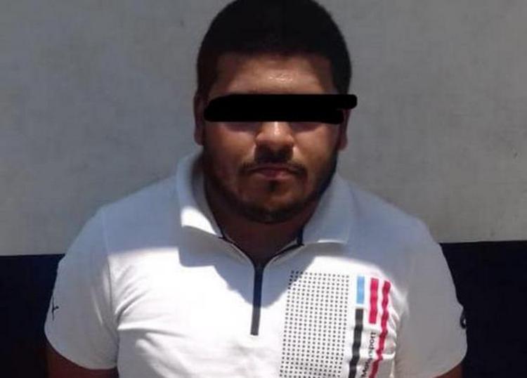 """Elementos de la SSP y SEMAR capturan a """"El Frank"""", jefe de plaza de """"Los Zetas"""" en Veracruz"""