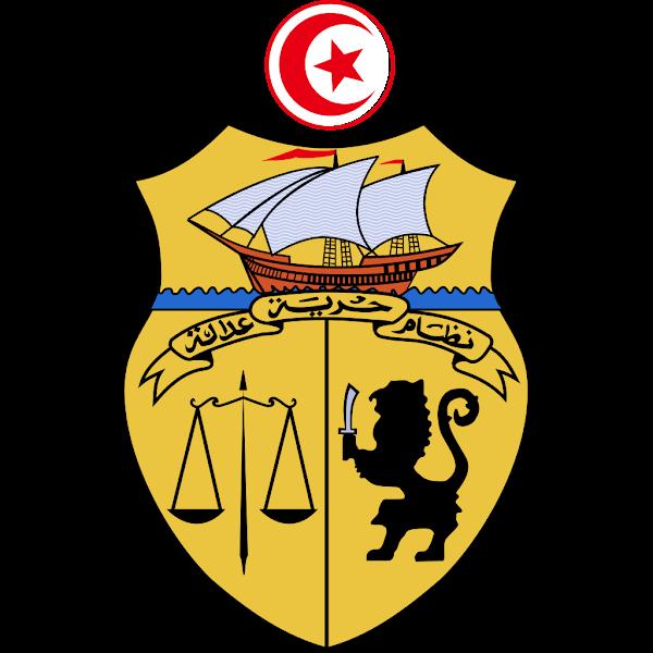 Logo Gambar Lambang Simbol Negara Tunisia PNG JPG ukuran 600 px