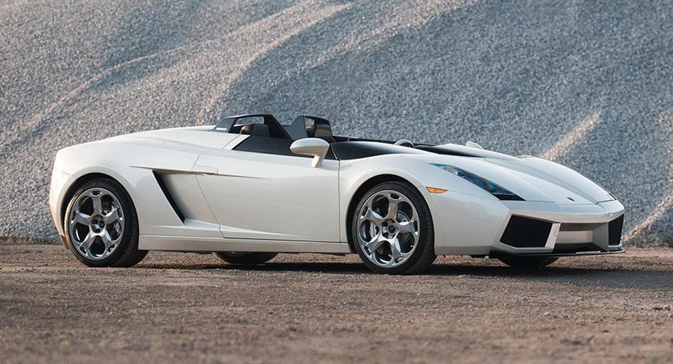 100 Hot Cars » Lamborghini Concepts