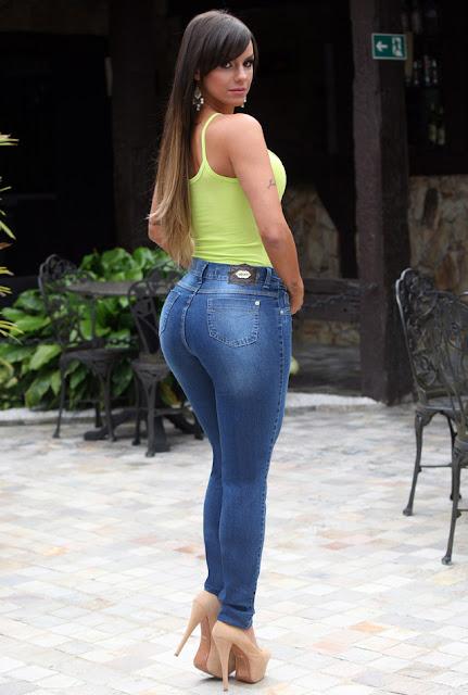 fornecedor de calças jeans femininas para lojistas e sacoleiras