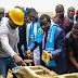 Plateau Gov. Lalong at Foundation Laying ceremony of University of Jos Alumni Center (Photos)