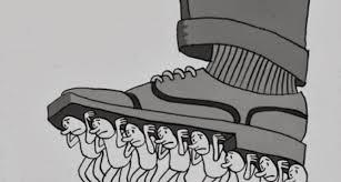 La Schiavitù del Lavoro: Tutta questa gente abbrutita, che sgobba ...
