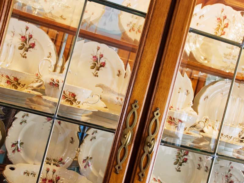 Selep Imaging Blog: Living Room China Cabinet