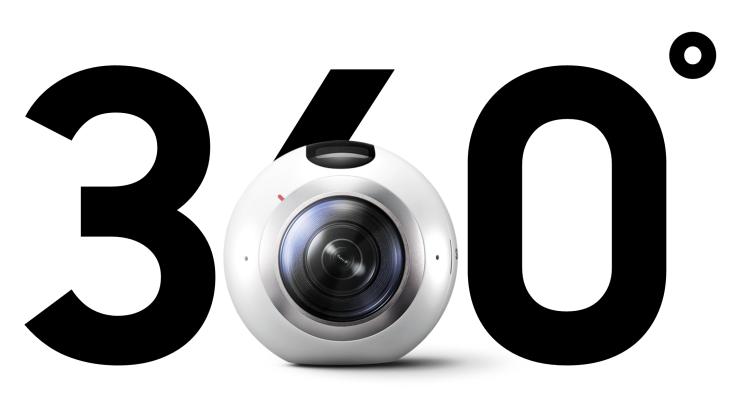 Canzone Pubblicità Samsung Gear 360 Luglio 2016