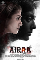 Airaa (2019) Full Movie Hindi Dubbed 720p HDRip ESubs Download