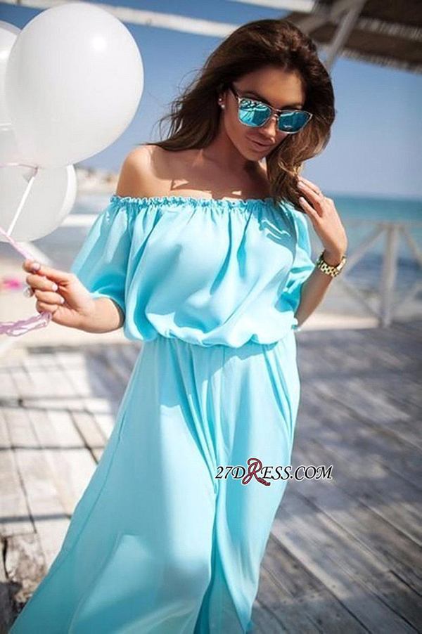 http://www.27dress.com/p/outdoor-chiffon-off-the-shoulder-long-short-sleeves-elastic-band-cheap-beach-evening-dress-104969.html