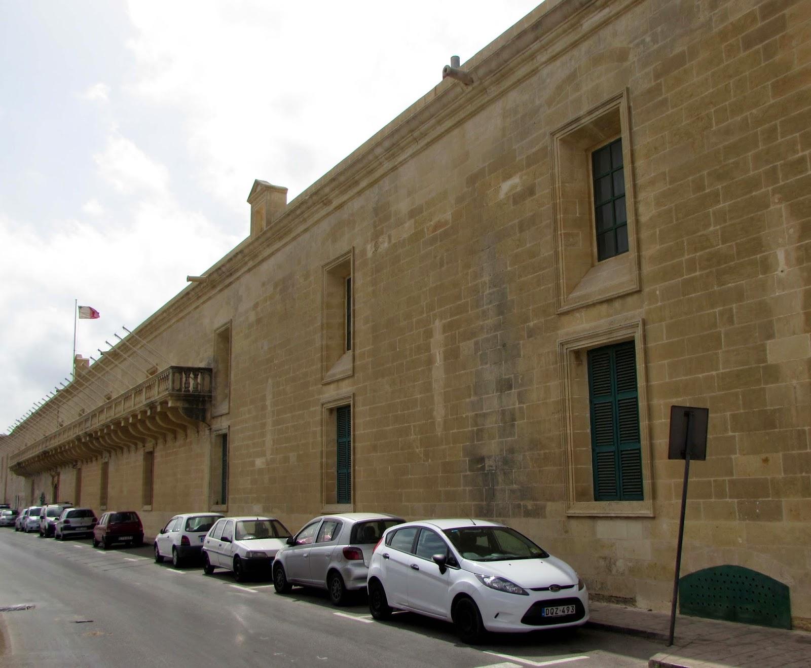 Malta. Malte. Il-Bet Valletta. La Valeta. Sacra Enfermería