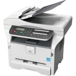 Ricoh Aficio SP 1100SF Driver Download