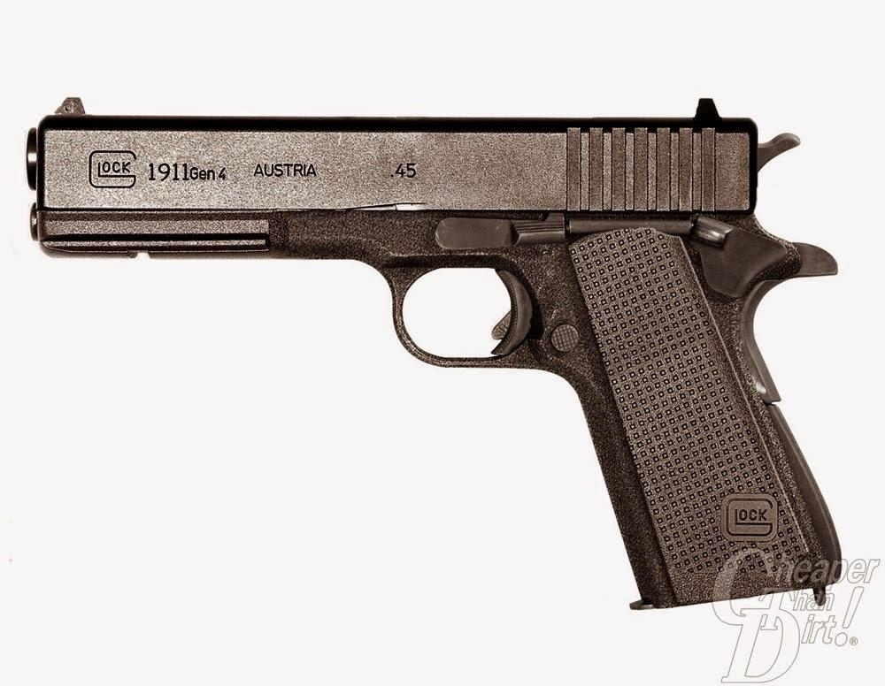 Glock .45 ACP