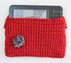 Working Grandmothers: Crochet a Kindle Tablet Cover - Free Crochet