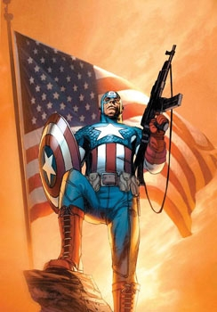 Ultimate Captain America