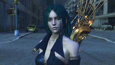 Bullet Witch Game Screenshot 3