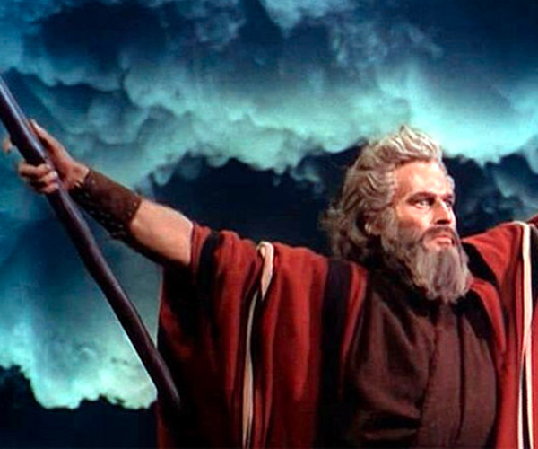Mythology and the Hollywood Formula: Charlton Heston as Moses in The Ten Commandments
