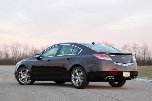 Technology Latest Information 2012 Acura Tl Sh Awd