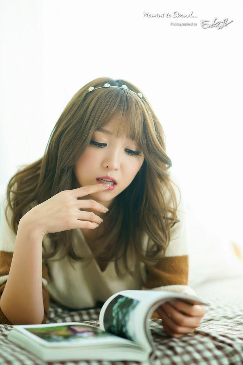 COOL TRENDING BUZZ: Lee Eun Hye At Top