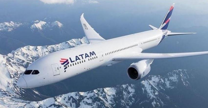 Aerolínea Latam Perú dejó de pagar US$ 1,341 millones por exoneraciones tributarias, gracias a ley que impulsan Congresistas fujimoristas