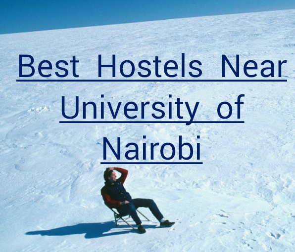 Best hostels near The University of Nairobi