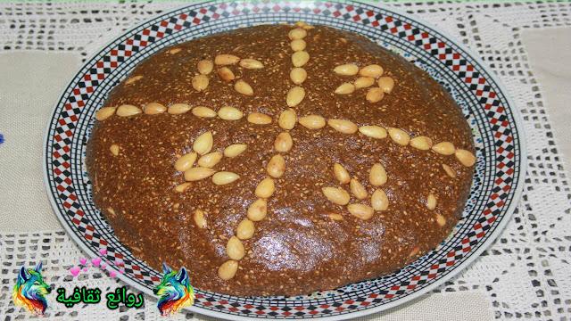 طريقة تحضير سلو المغربي
