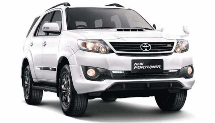 Suv Car Prices Usd 400 Million 1 Billion In January 2016 There Is A Toyota Fortuner Bmw Mercedes Benz And Mitsubishi