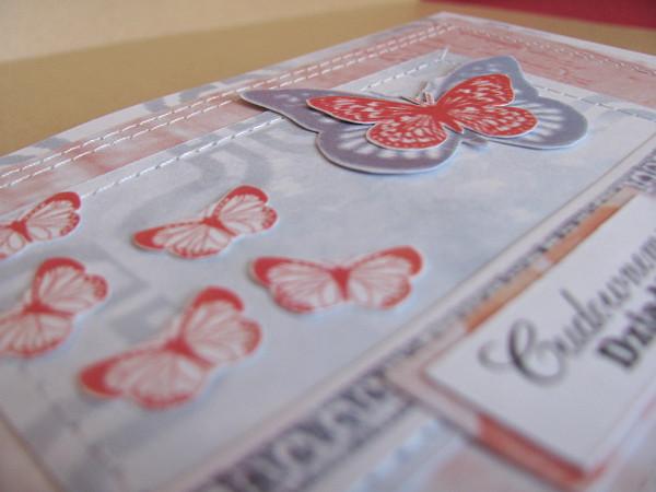 handmade kartka dla dziadka