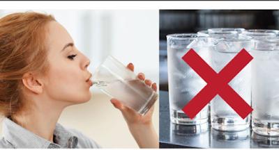 Bahaya Minum Air Es Setiap Hari bagi Kesehatan