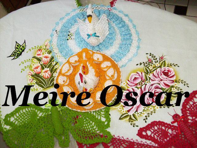 Desejo Uma Semana Abençoada A Todos: MEIRE OSCAR ARTES E ARTESANATOS ! !: Desejo A Todos Uma