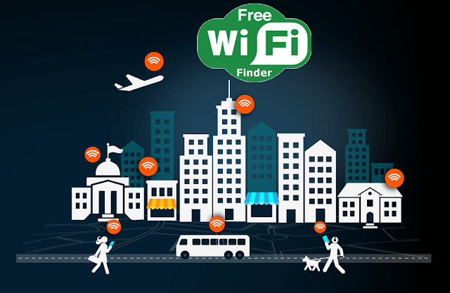5 This Application Discover WiFi Worldwide
