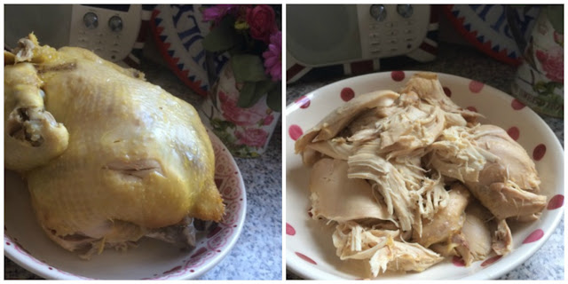 Perfect slow cooker chicken