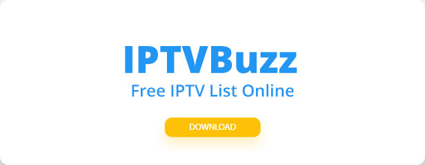 Korea IPTV Playlist 30 Channels 28-05-2018