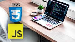 CSS: Complete course on CSS3 and Javascript [WEEKLY UPDATED]