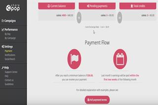 شرح طريقة ربح المال من خلال الترويج لتطبيقات الاندرويد و ios من خلال موقع sharepop