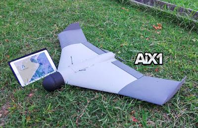 Ai-X1 : Pesawat Ulak-Alik Stratosfer Tanpa Awak Pertama di Indonesia