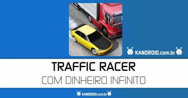 Traffic Racer v2.4 APK Mod [Dinheiro Infinito]