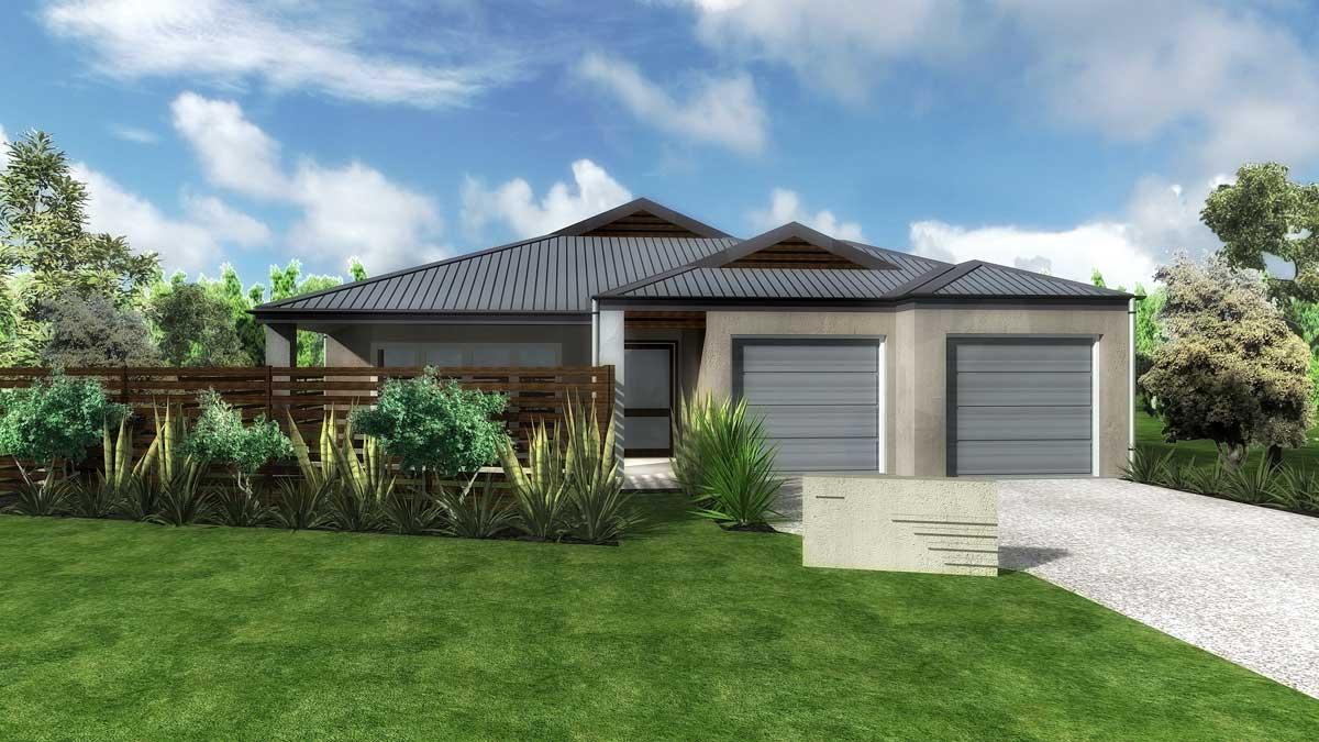 Modelos de casas dise os de casas y fachadas for Diseno casa en l