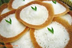 Cara Mudah Membuat Kue Apem
